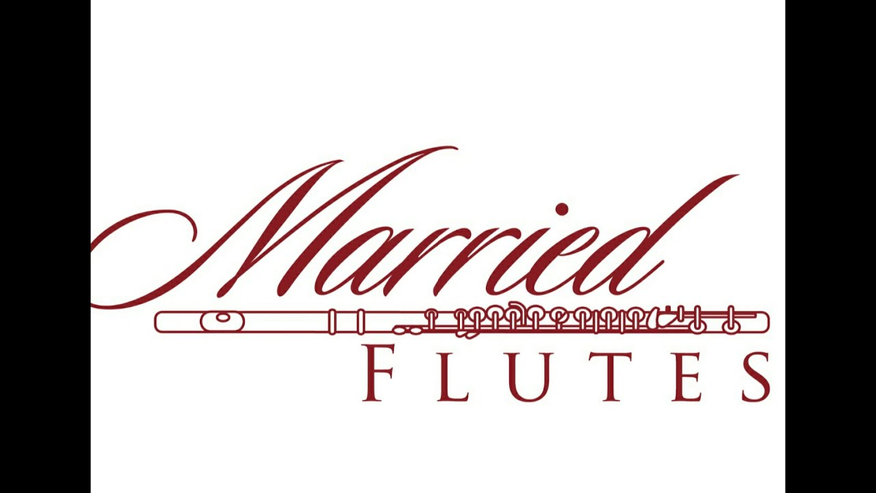 Married Flutes plays Woodson Three Duets 1  Moderato: Arch Form