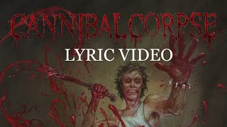 "Cannibal Corpse - ""Code of the Slashers"""