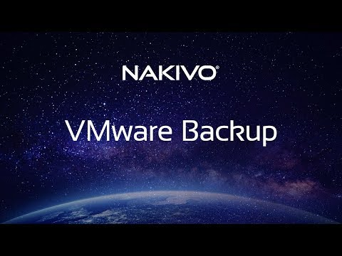 VMware Backup in NAKIVO Backup & Replication