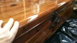 Restored 100 Year Old Cedar Chest