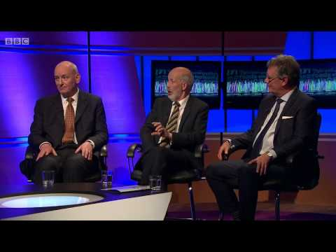 Northern Ireland political parties debate on BBC Newsnight