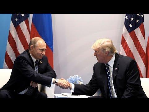 Trump, Putin, and 'Russian Roulette'