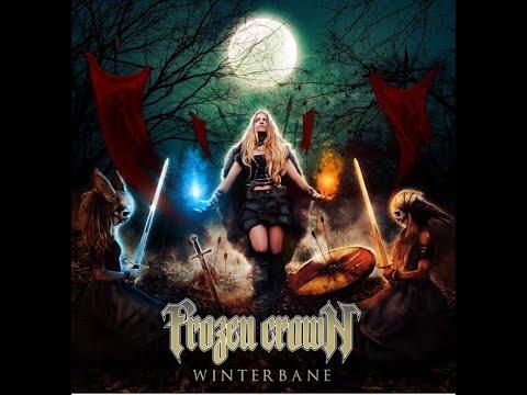 Frozen Crown new album Winterbane album teaser and art/tracklist released!