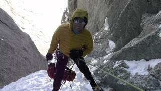 Mont Blanc du Tacul - Goulotte Modica Noury