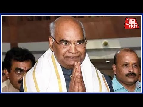 Presidential Election 2017 Results: Ram Nath Kovind To Be The 14th President Of India