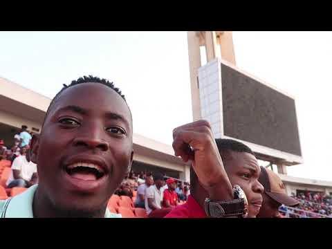 Fomos ver o jogo da seleção no estádio (ELIMINADOS) Moçambique X Madagascar