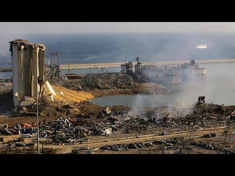 Взрыв в Бейруте губернатор столицы назвал национальной катастрофой …