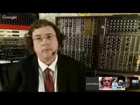 The SynthSummitShow episode 1: Suit & Tie guy and Raul Pena of Modular wild Knobcon recap