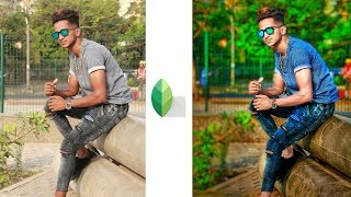 Snapseed Color Effects Editing | Best Color Effect Android App | Snapseed Photo Editing Tutorial