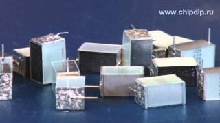 Пленочные конденсаторы Epcos серии B32562