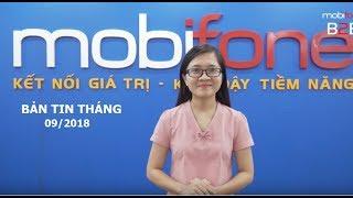 BẢN TIN THÁNG 9 II MOBIFONE B2B