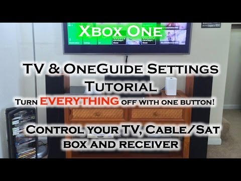 Generate Xbox One - TV Integration, Home Theater & Cable/Sat Box!! (Power OFF/ON) Screenshots