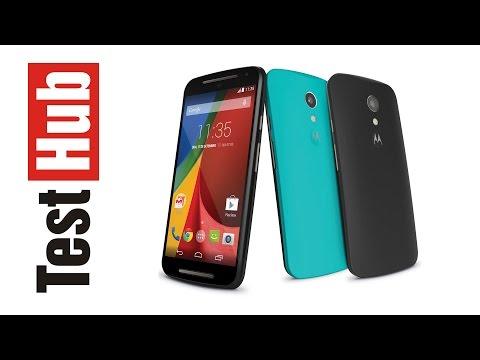 Motorola Moto G 2nd Generation 2014 - Test - Review - Recenzja - Prezentacja PL