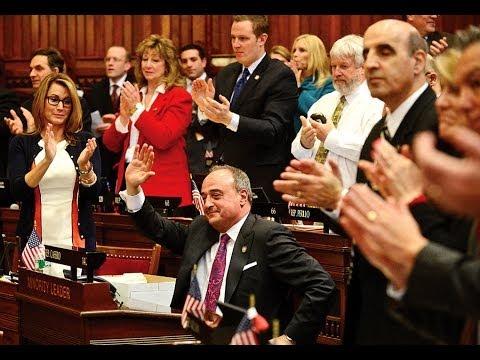 Cafero bids farewell to CT Legislature