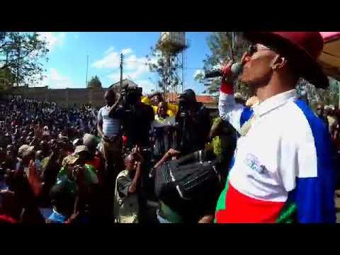 Free Bobi Wine Concert At Kibera, Kenya #Octopizzo #BabuOwino