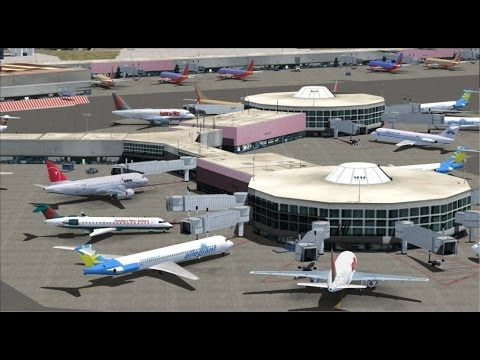 FSX AI TRAFFIC 2014 Best FREEWARE DOWNLOAD ICE AI FS2004