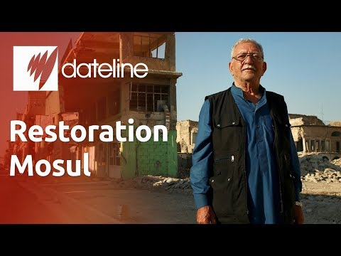 Rebuilding Mosul: Finding