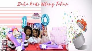Video BUKA KADO ULANG TAHUN TERUSUH!!! ♥ Keira's 10th Birthday Party download MP3, 3GP, MP4, WEBM, AVI, FLV Januari 2018