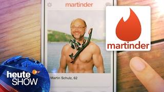 Martinder: Die Dating-App für Martin-Schulz-Fans
