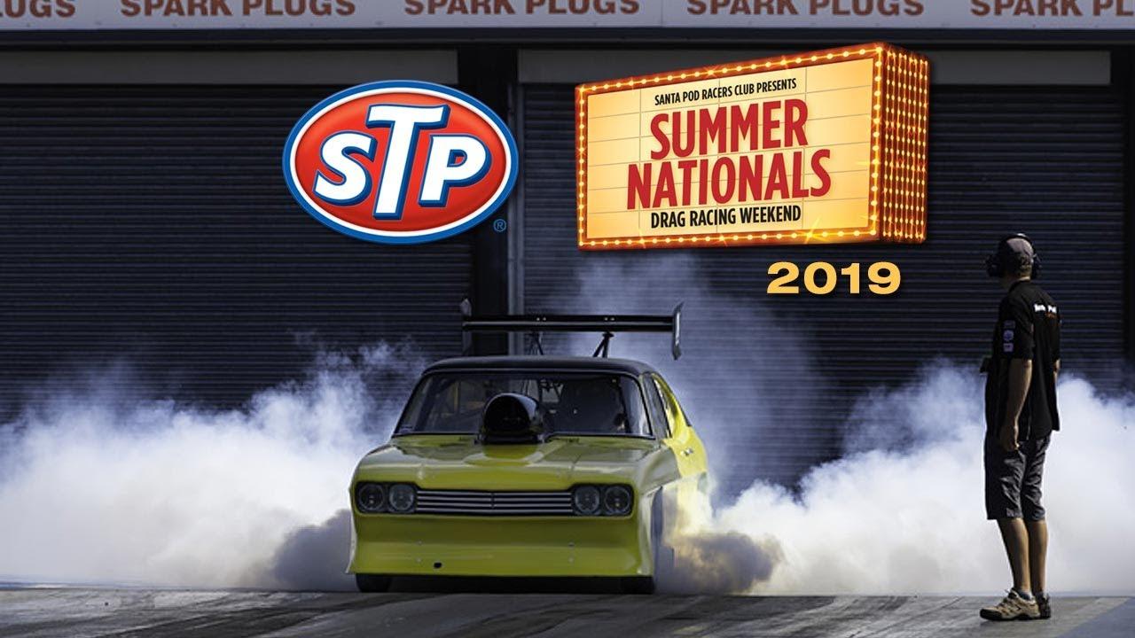 Santa Pod Raceway - Summer Nationals