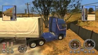 18 Wheels of Steel: Extreme Trucker Walkthrough | Part 8 - Do a Barrel Roll, Bloke