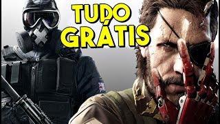 BUG DA JOGÃO GRÁTIS? CORRA! + VÁRIOS JOGOS GRÁTIS PS4, XONE & PC
