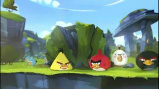 I found out what APPLES are for! - Angry Birds 2