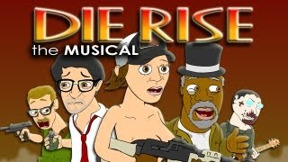 Repeat youtube video ♪ DIE RISE THE MUSICAL - Black Ops 2 Zombies Parody