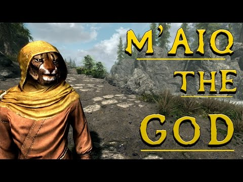 M'aiq the Liar is A God - Skyrim Theory