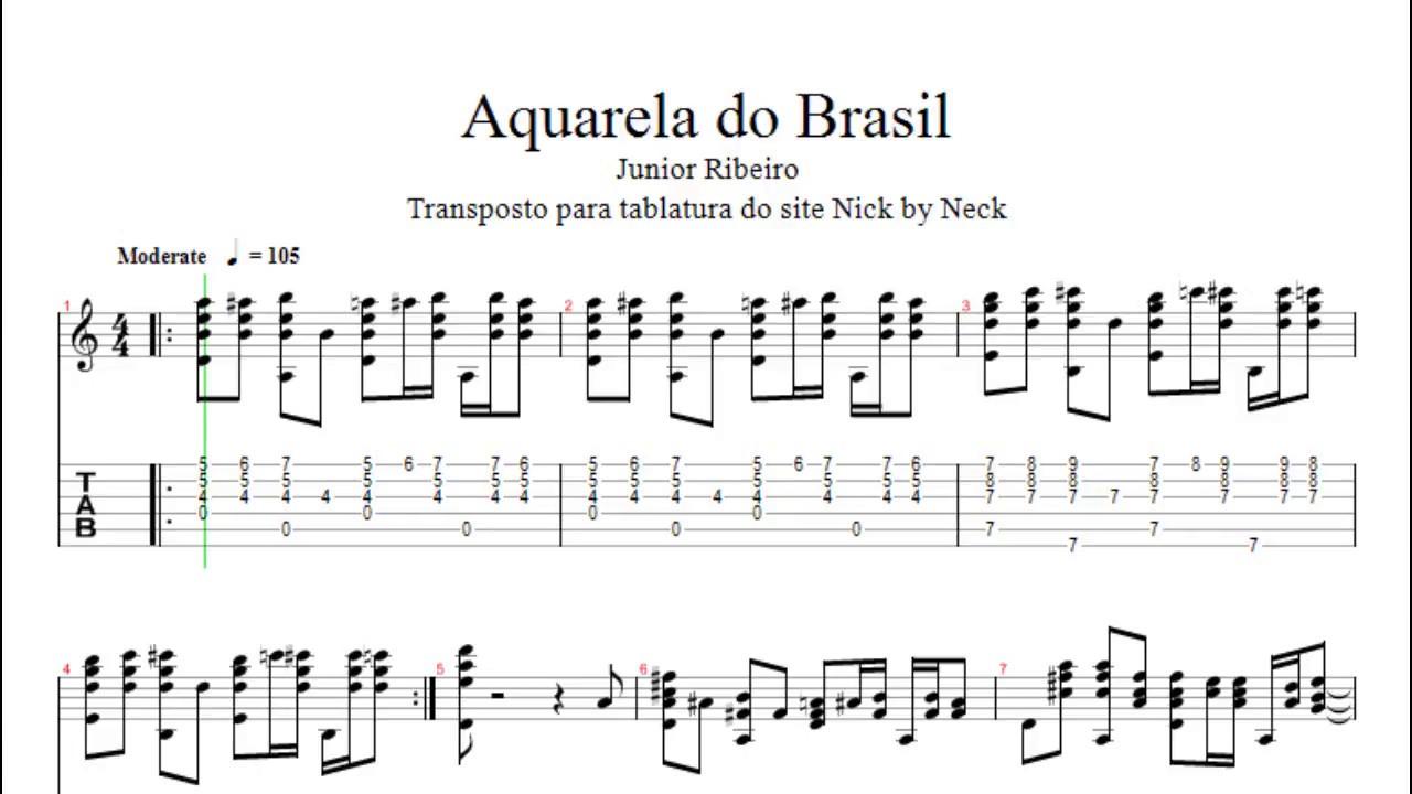 Vivo Sonhando Bossa Nova Guitar Lesson 26 Second Basic