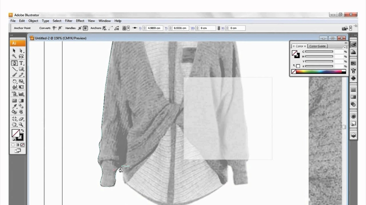 Cad fashion design tutorial 85