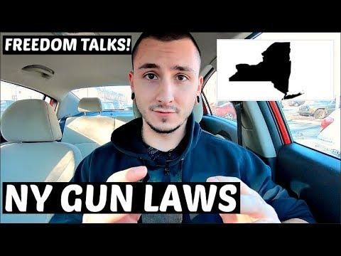 NY GUN LAWS...