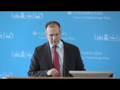 Tommy Beaudreau, Chief of Staff at the U.S. Department of the Interior
