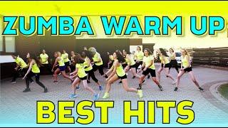ZUMBA Warm Up - BEST HITS - Zumba Vilniuje   Indre Gatelyte   ZumbaVilnius.lt