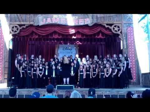 Frank Augustus Miller Middle School Choir..Disney Medley