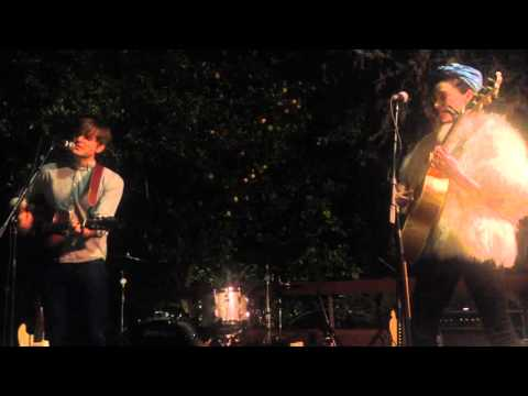 Ben Gibbard and St. Vincent - Such Great Heights (The Postal Service) [acoustic live]