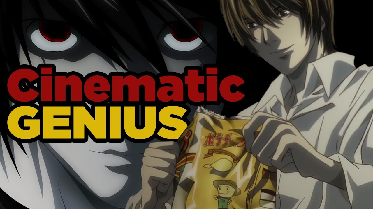 The Brilliance of Death Note's Potato Chip Scene (Yes, Really)