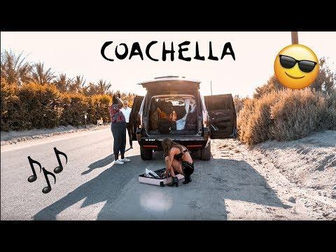 The road to Coachella continues...