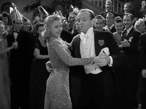 Fred Astaire & Marjorie Reynolds In Holiday Inn 1942