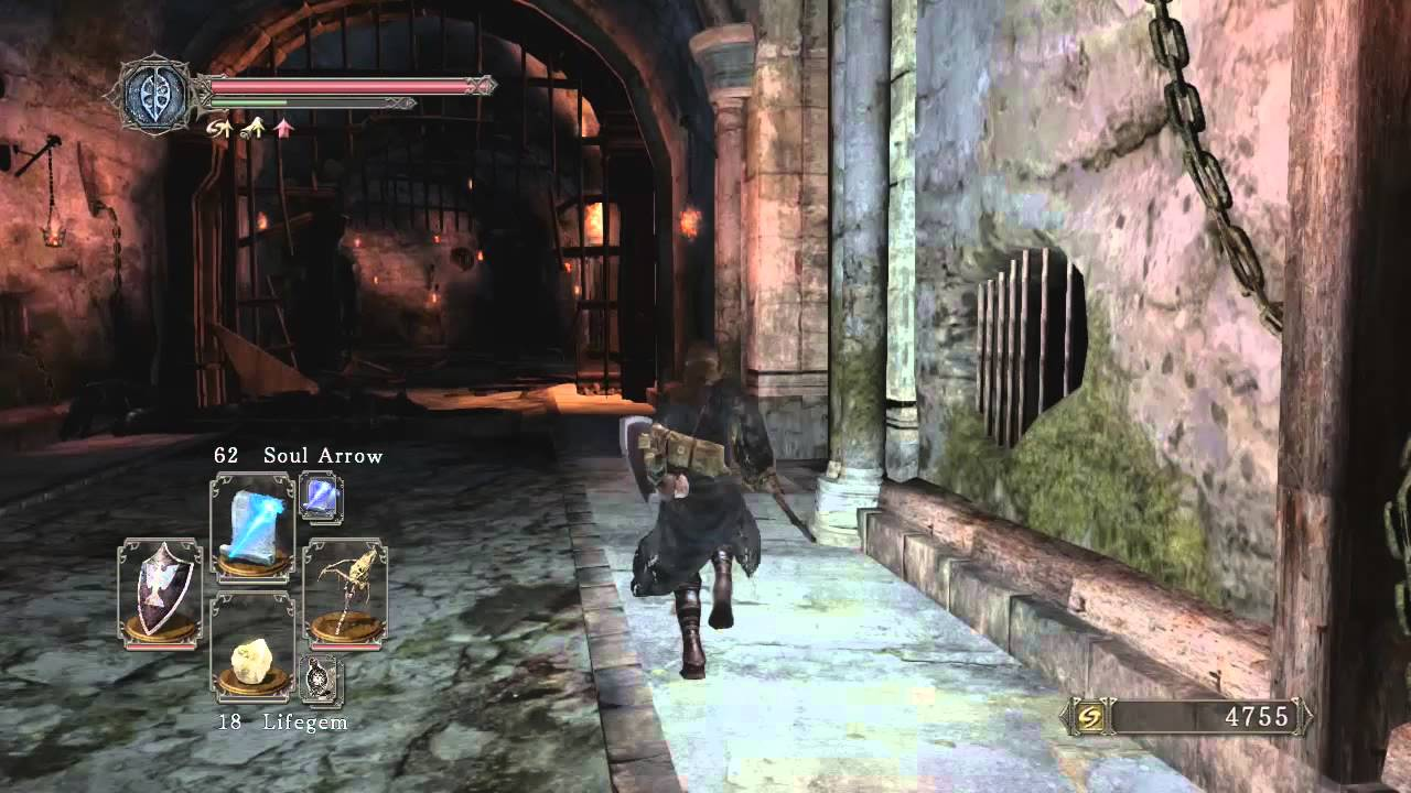 Dark Souls 2 Effigy & Souls Glitch Farming - 1 Million Souls Per Hour
