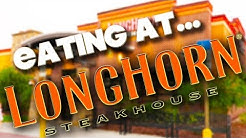EATING AT - LONGHORN STEAKHOUSE - ORLANDO