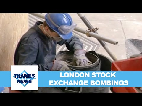 London Stock Exchange bombings 1990 | Thames News