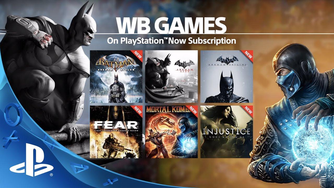 Batman Injustice Mortal Kombat On Playstation Now