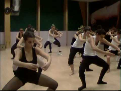 at contemporary lesson with..luana manni