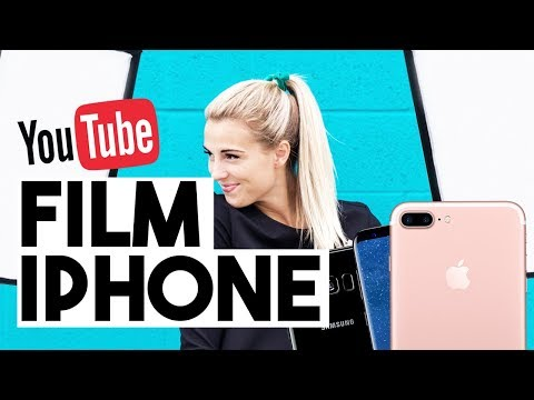 How To FILM VIDEOS for YOUTUBE With iPhone/Android