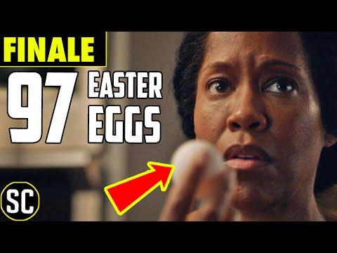 Watchmen Finale: Ending Explained + Every Easter Egg, Secret And Full BREAKDOWN