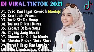 Download Mp3 DJ Terbaru 2021 Slow Remix DJ Coba Kau Ingat Kembali Full Bass 2021 DJ Viral 2021