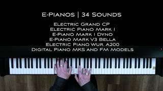 V3 Grand Piano XXL - E-Piano Sound 038
