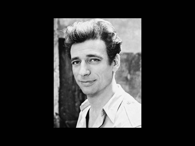 Yves Montand-La Bicyclette