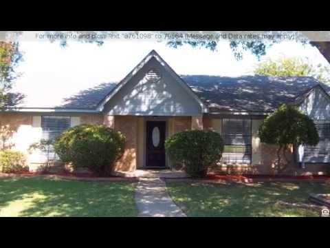 SOLD Home 1313 Colmar Drive, Plano, TX 75023 $200,000 by Roy Dawson